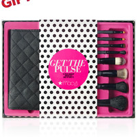Macy's Impulse Beauty Get The Pulse 8-Pc. Brush Set - A Macy's Exclusive