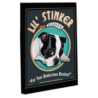 One Kings Lane - Prints for the Pet Lover - Lil Stinker Wall Decor