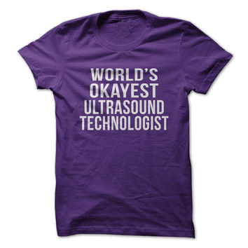 World's Okayest Ultrasound Technologist