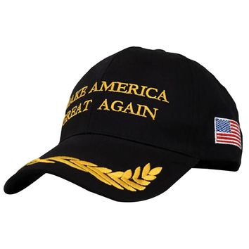 Make America Great Again - Embroidered Cute, Graphic, Cool Baseball Cap - Campaign & Sports Hat