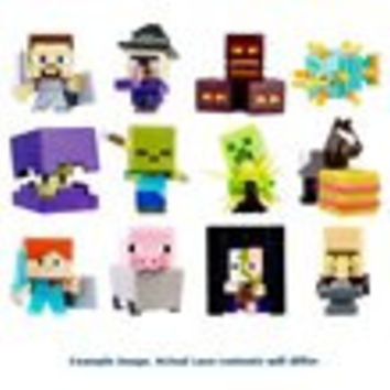 Minecraft Collectible Figures Wave 7 Singles Case