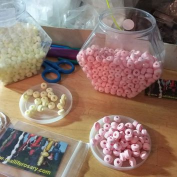 Candy Rosary Kit