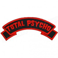 Kreepsville 666 Total Psycho Arch Patch