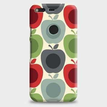Orla Kiely Apples And Pears Google Pixel XL Case