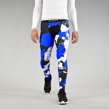 Thin Blue Line Corrosive Tights for men