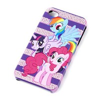 My Little Pony iPhone 4 & 4S Case  | Claire's