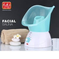 KIKI Newgain Hot sale Facial Steamer  2 temprature settings Facial Sauna Face care tools Power off automatically