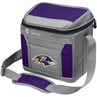 Baltimore Ravens NFL 9 Can Soft Sided Cooler