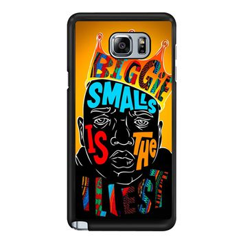 47 Plus Notorious Big  Samsung Galaxy Note 5 Case