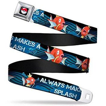 Pokémon Magikarp Makes A Splash Belt