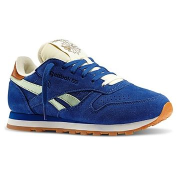 Reebok Women's Classic Leather Suede Shoes | Official Reebok Store