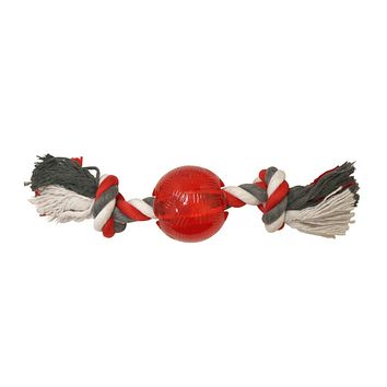 "Play Strong Ball 3.25"" with Rope"