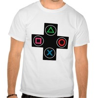 Video Game Controller Gamer T shirt