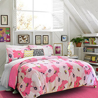 Teen Vogue Bedding, Poppy Dreams Comforter Sets - Teen Bedding - Bed & Bath - Macy's