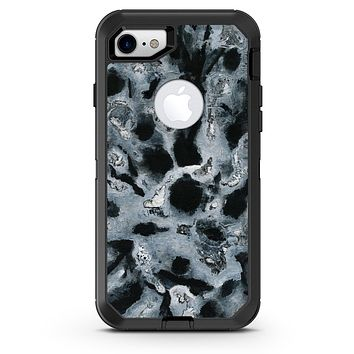 Abstract Paint v4 - iPhone 7 or 8 OtterBox Case & Skin Kits