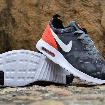 "Nike Air Max Tavas "" Black/Orange """