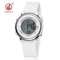Woman Waterproof Digital Sports Watch