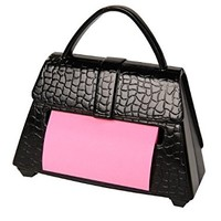 3M Post-it Pop-Up Black Purse Notes Dispenser