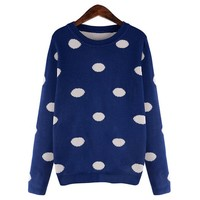 Mobii Womens Autumn New Arrival Plus Size Sweater