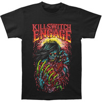 Killswitch Engage Men's  Guts T-shirt Black