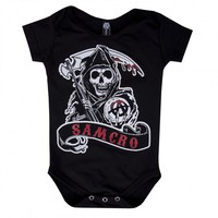 SONS OF ANARCHY GRIM REAPER SNAPSUIT