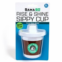 Rise and Shine Sippy Cup (By GAMAGO)
