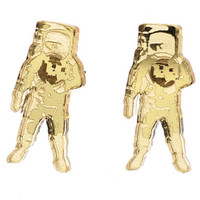 MINI ASTRONAUT EARRINGS
