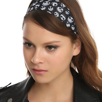 The Nightmare Before Christmas Stretchy Headband 2 Pack