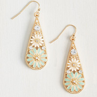 People, Graces, Things Earrings in Mint
