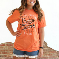 Orange Power Tee