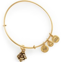 Women's Alex and Ani Bumblebee Expandable Charm Bangle