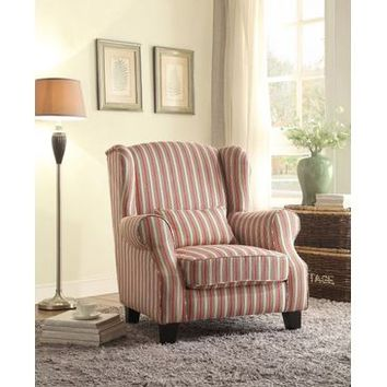 Cream Accent Chair On Wanelo