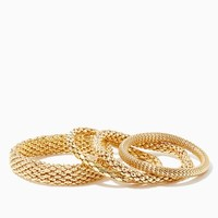 Akara Mesh Bracelet Set | Fashion Jewelry | charming charlie