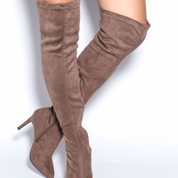 Smooth Trip Over-The-Knee Boots GoJane.com