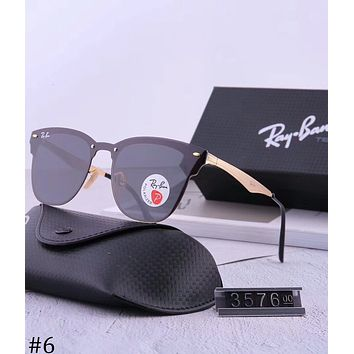 Ray-Ban 2018 new colorful lenses for men and women polarized sunglasses F-XBC #6