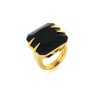 Square Stone Ring | Lord and Taylor