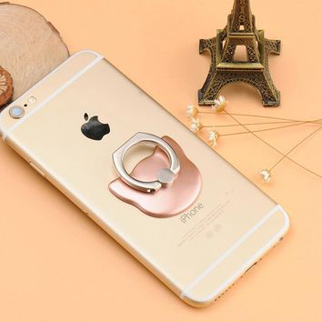 Luxury 360 Degree Finger Ring Mobile Phone Smartph