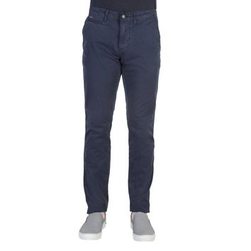 Napapijri Men Trousers Blue
