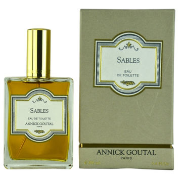 SABLES by Annick Goutal EDT SPRAY 3.3 OZ (NEW PACKAGING)