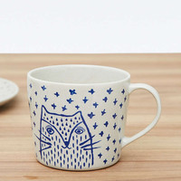 Large Milo Cat Mug - Urban Outfitters