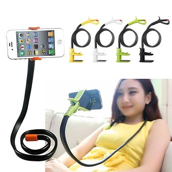 Universal Flexible Holder Car Bed Desk Lazy Bracket Mobile Phone Stand Holder