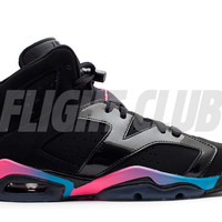 girls air jordan 6 retro (gs)