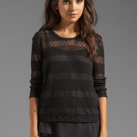 SJOBECK Pacific Pullover in Black from REVOLVEclothing.com