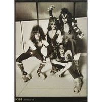 KISS Import Poster
