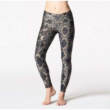Reversible Paris Legging