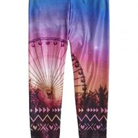 Photoreal Leggings | Girls {category} {parent_category} | Shop Justice