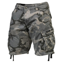 GASP Men's Army Shorts