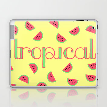 TROPICAL Laptop & iPad Skin by BAMBI ONASSIS