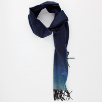 Hombre Scarf Navy One Size For Men 25163921001