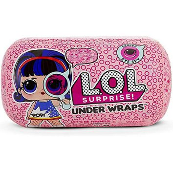 L.O.L. Surprise Glitter Series Doll lol Doll Random Dress Up Baby Tear Open Color Change Egg Dolls with box